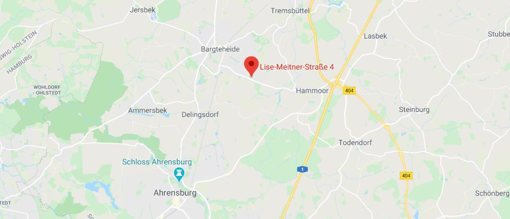 Topmotive Adresse auf Google Maps